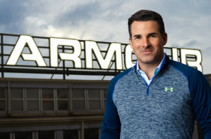 kevin plank, under armour