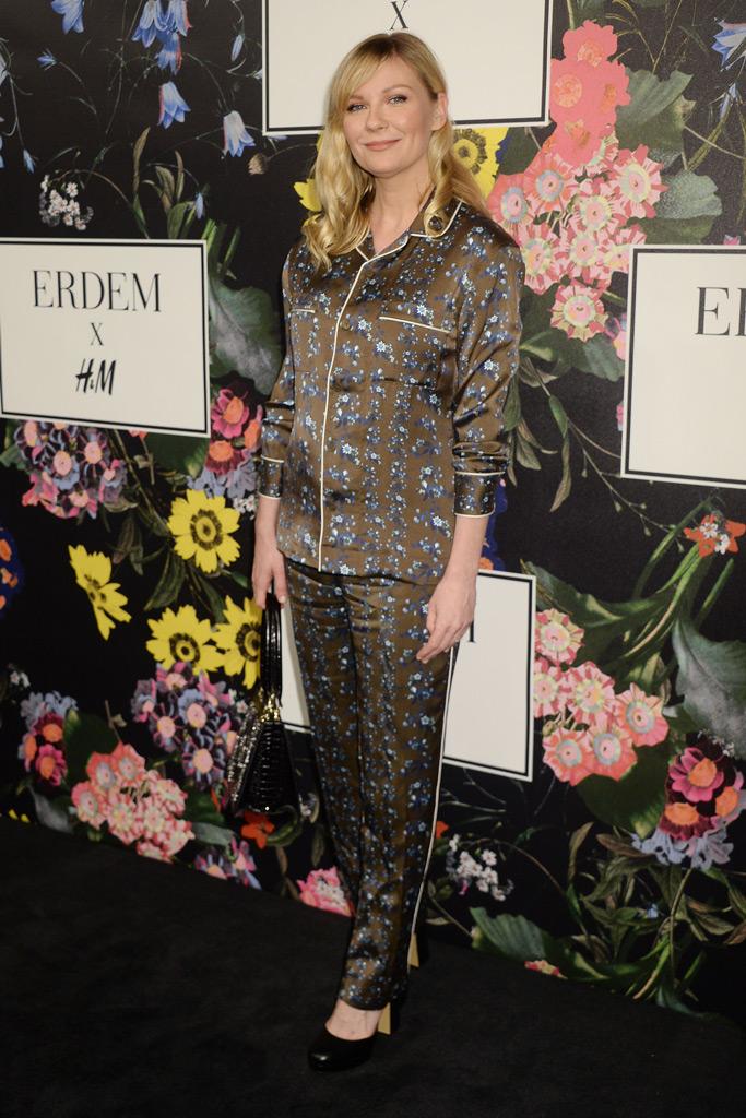 Kirsten Dunst, erdem x h&m