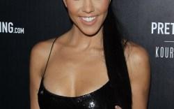 Kourtney Kardashian Debuts PLT Collection