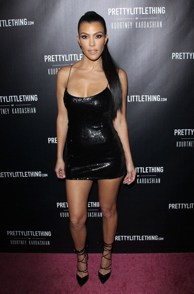kourtney kardashian prettylittlething
