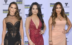 Kate del Castillo, Becky G, Adrienne