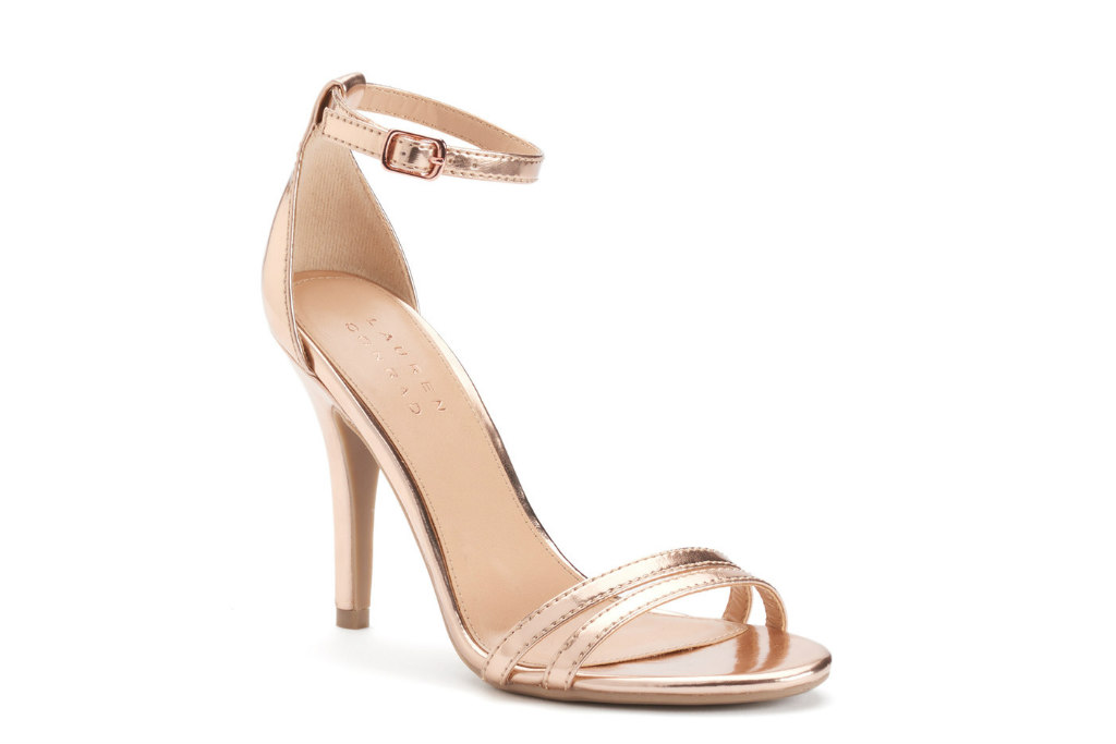 Lauren Conrad LC shoes, homecoming