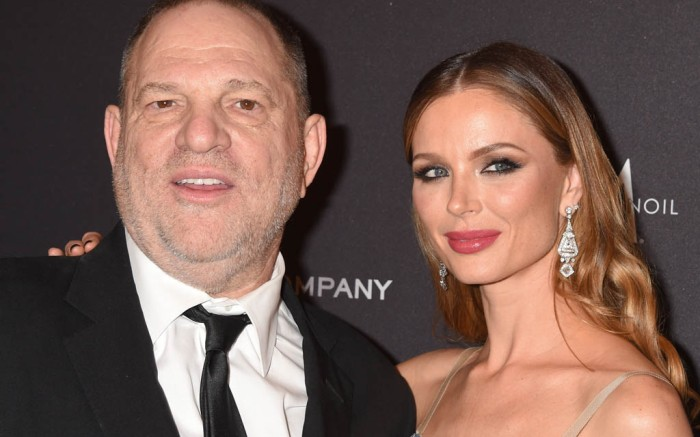 harvey weinstein georgina chapman