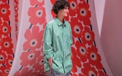 marimekko, ready-to-wear, spring 2018, paris fashion
