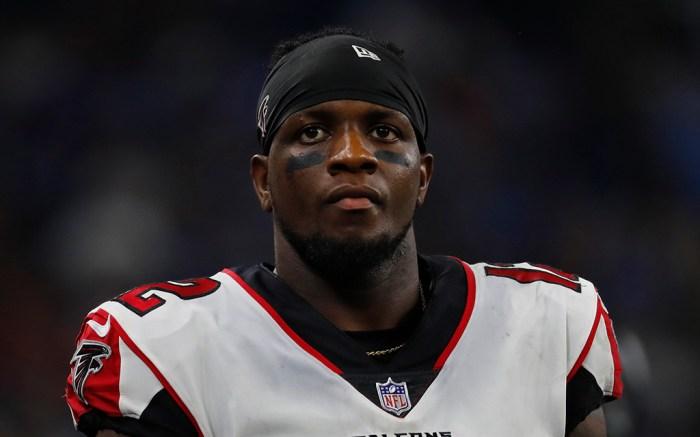 Mohamed Sanu Atlanta Falcons