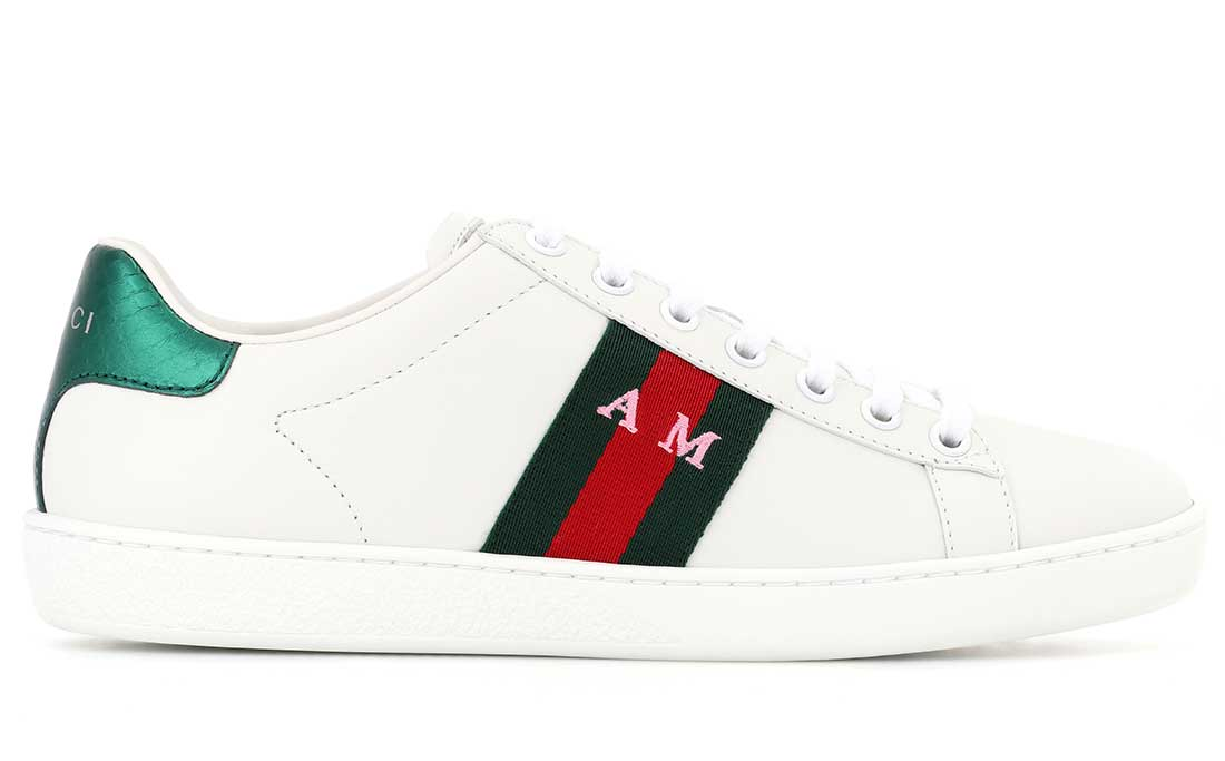 Gucci Ace Sneakers: How to Customize