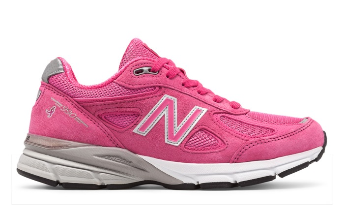 New Balance breast cancer