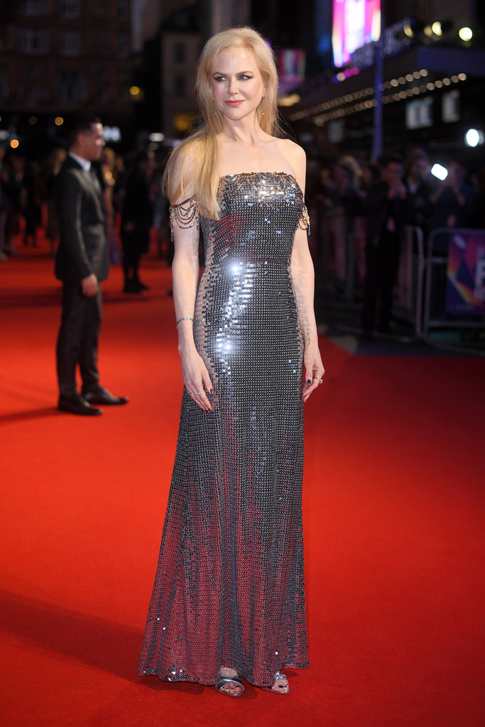 Nicole Kidman, London