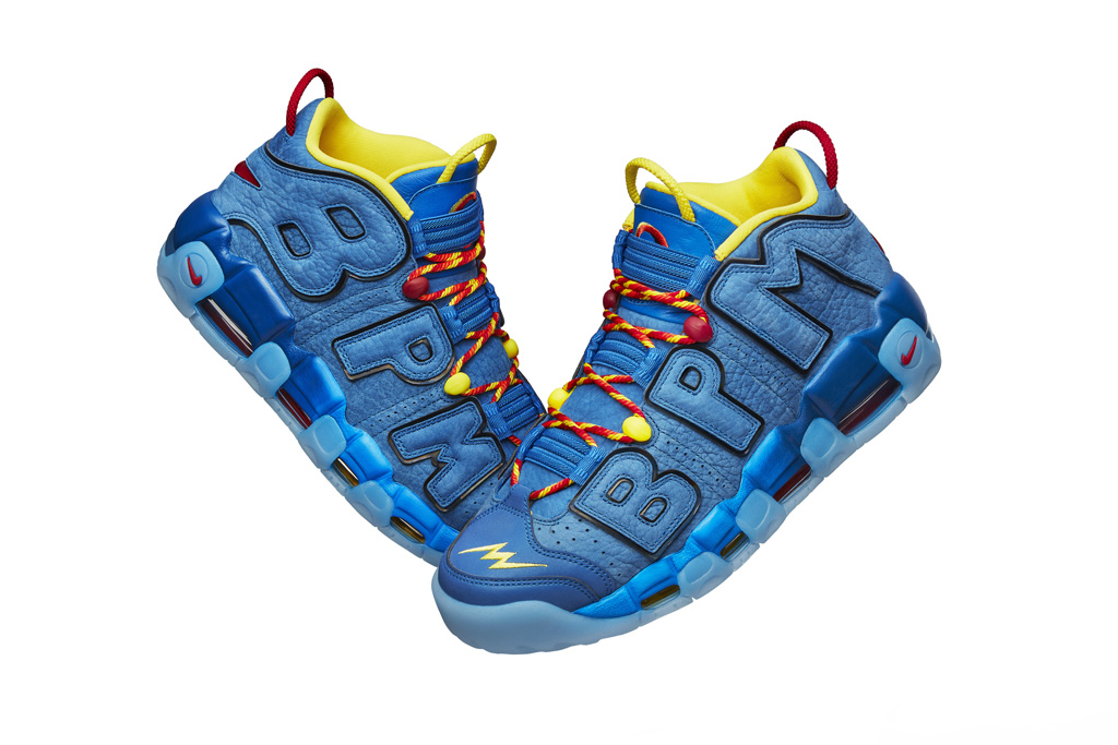 Nike Air More Uptempo 2017 Doernbecher Freestyle