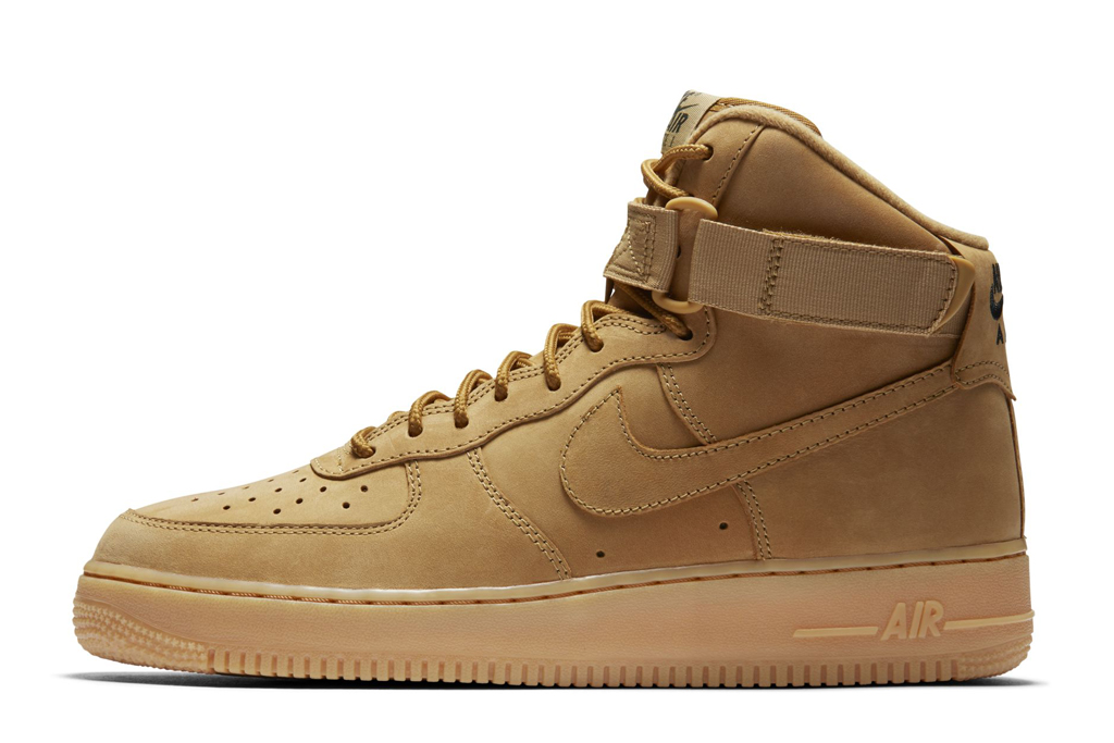 Nike Air Force 1 High Flax Wheat
