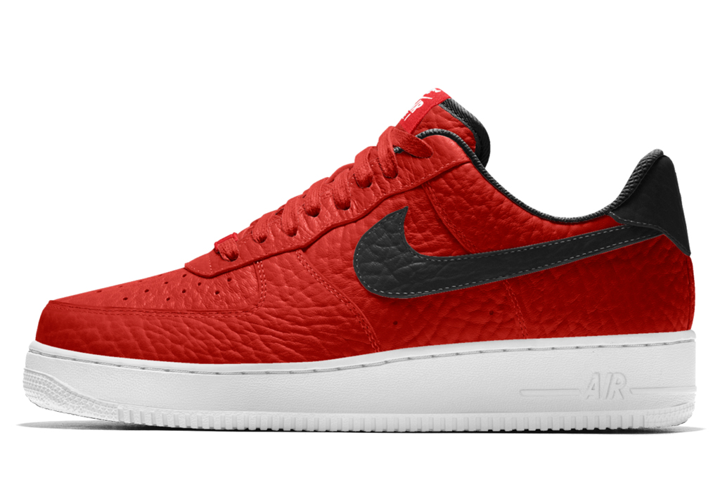 Nike Air Force 1 Premium iD Chicago Bulls