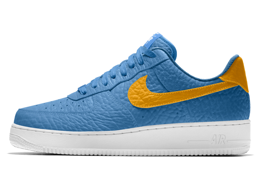 Nike Air Force 1 Premium iD Denver Nuggets
