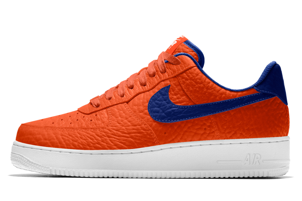 Nike Air Force 1 Premium iD New York Knicks