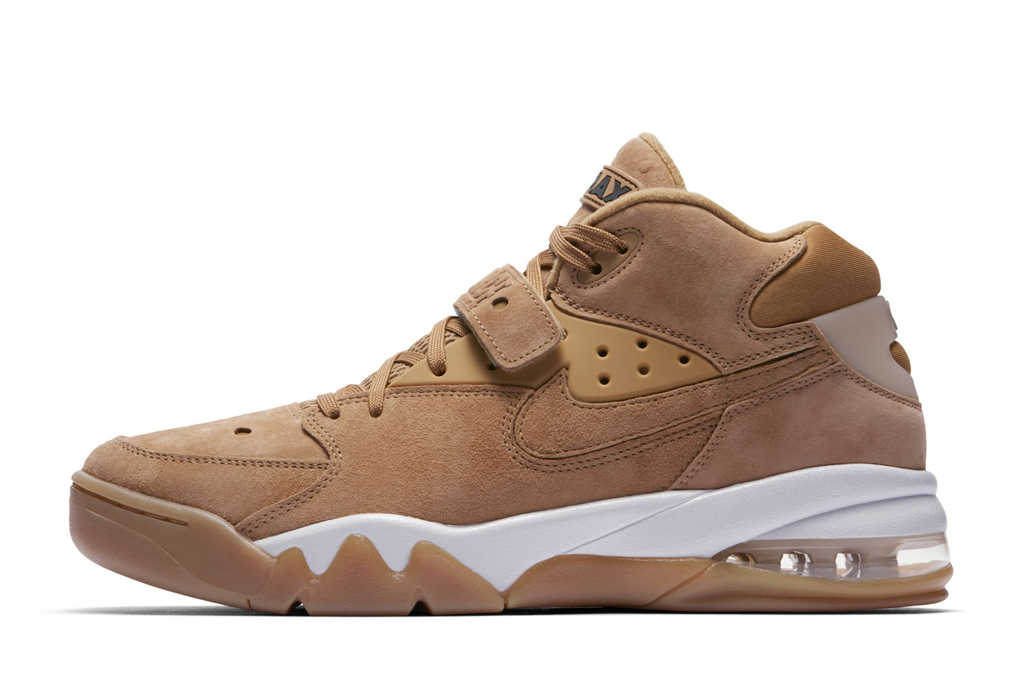 Nike Air Force Max Flax Wheat