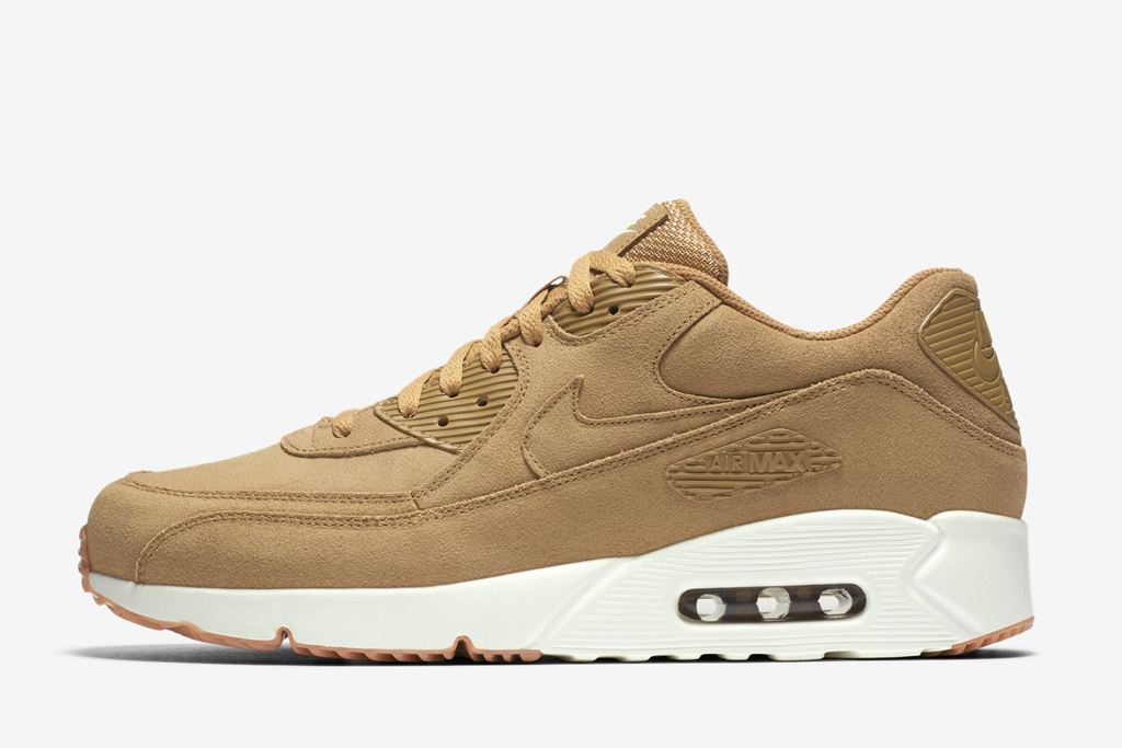 Nike Air Max 90 Ultra Flax Wheat