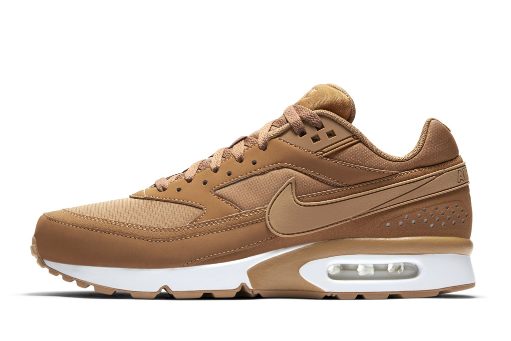Nike Air Max BW Flax Wheat