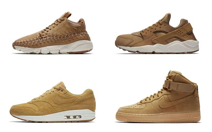 Nike Sportswear Flax Wheat Collection