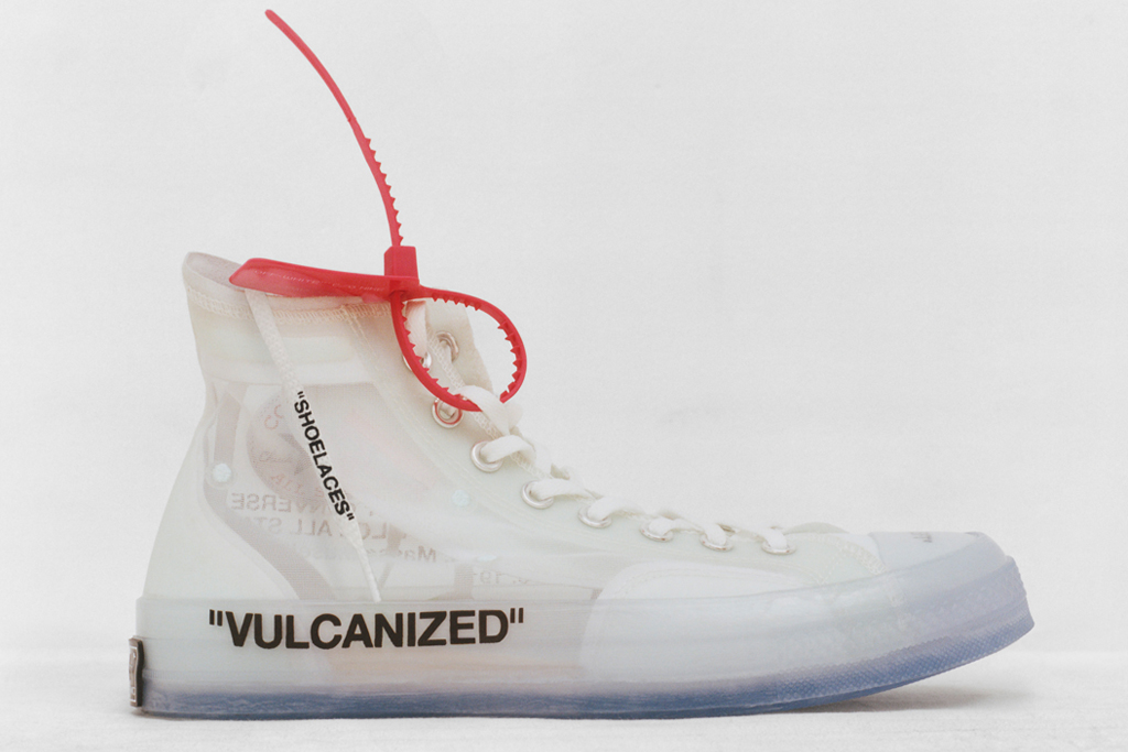 Off-White x Converse Chuck Taylor All Star