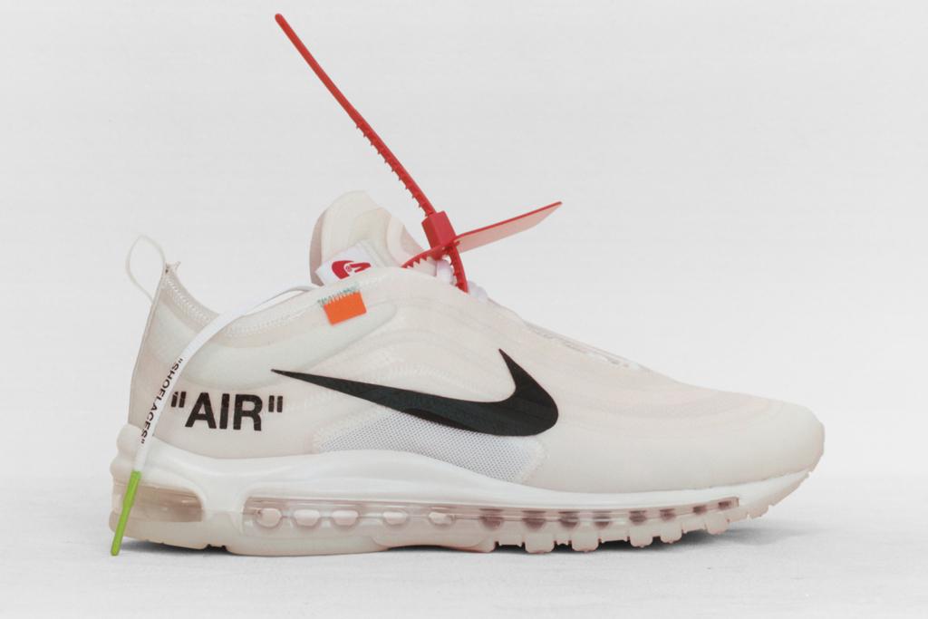 Off-White x Nike Air Max 97
