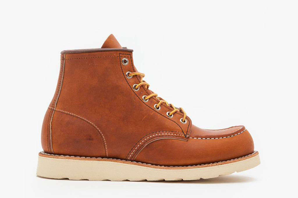 Red Wing 6 Inch Moc