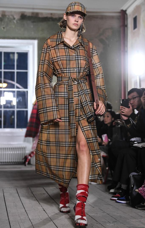 london fashion week, burberry ready to wear spring 2018