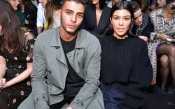 Younes Bendjima and Kourtney Kardashian, Haider