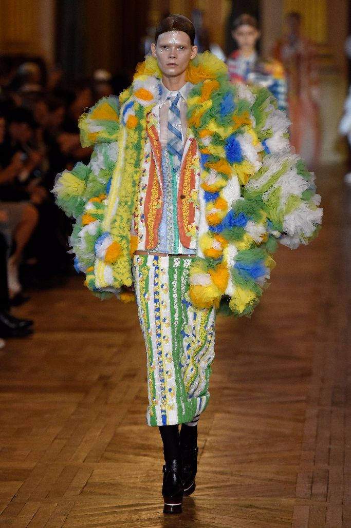 Thom Browne, paris fashion week, ready-to-wear, spring 2018