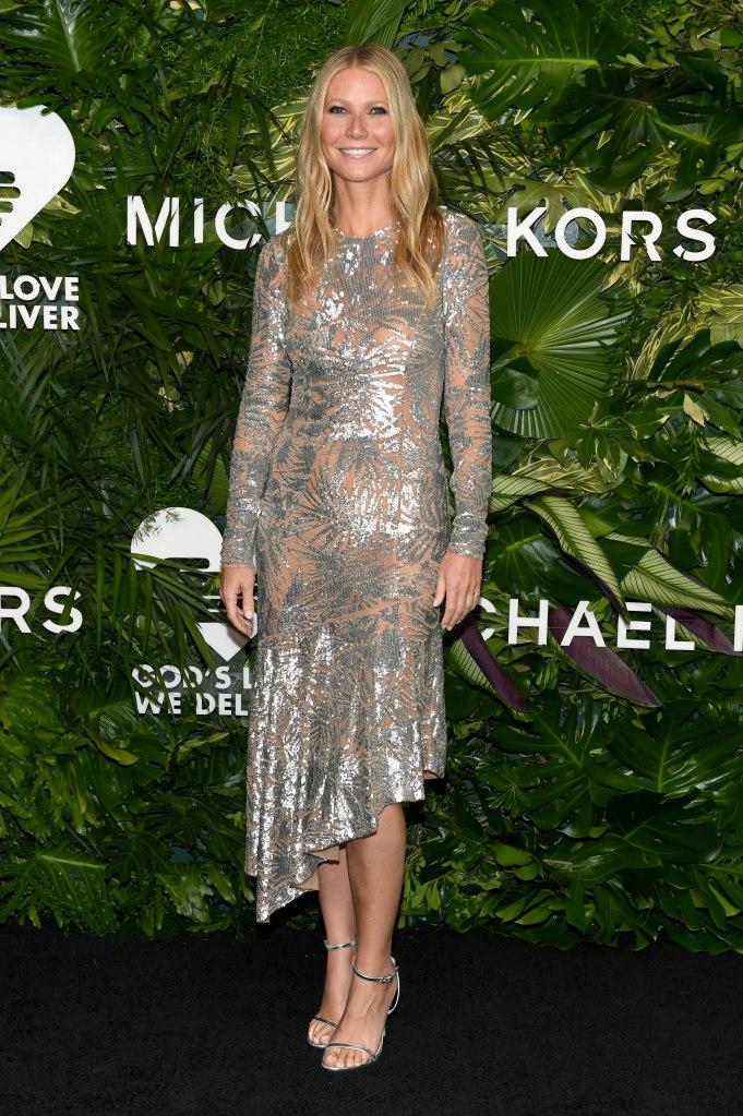 Gwyneth Paltrow at 11th Golden Heart Awards.