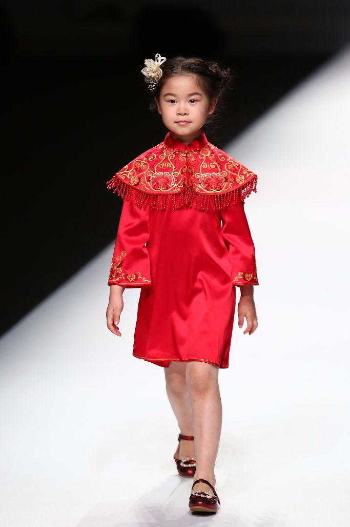 amelie wang spring 2018 china fashion week