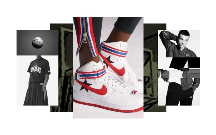 Riccardo Tisci x NikeLab Victorious Minotaurs