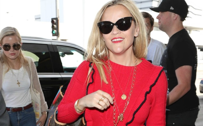Reese Witherspoon and daughter Ava Phillippe