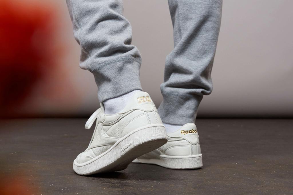 Sneakersnstuff x Reebok Club C Premium