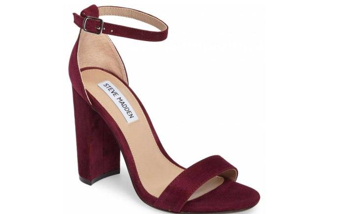 Steve Madden sandal shoes