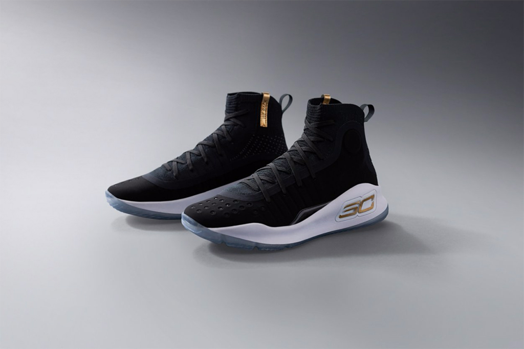 Under Armour Curry 4 Championship Pack