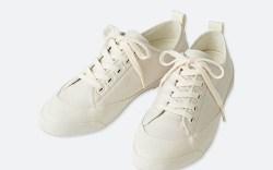 uniqlo u sneakers