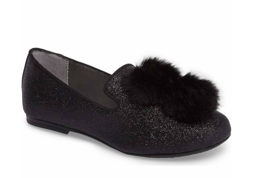 Caela Faux Fur Loafer VINCE CAMUTO