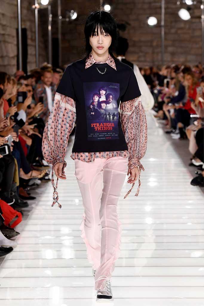 Louis Vuitton spring '18 Paris Fashion Week