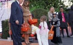 White House Halloween 2017