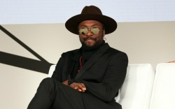 Will.i.am at the Fashion Technology Forum: