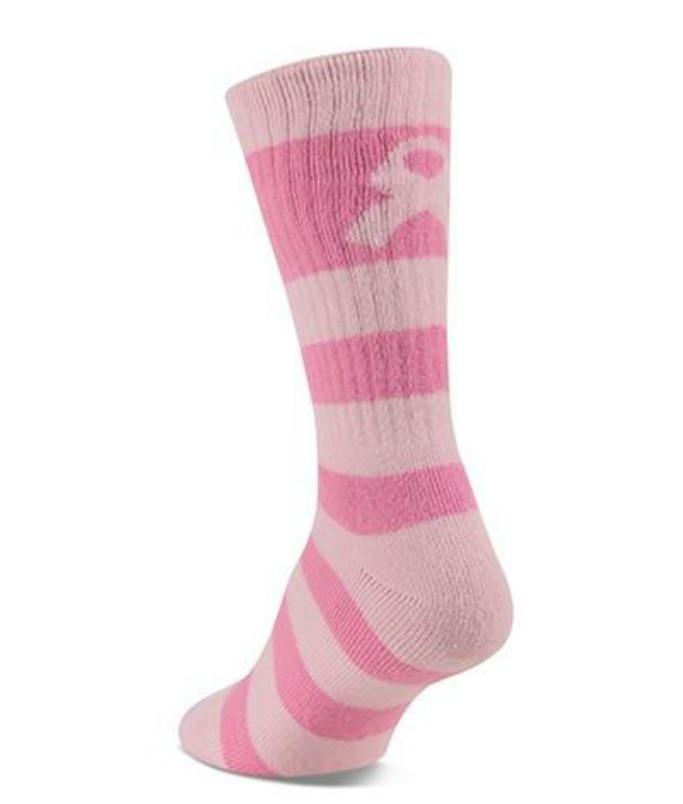World's Softest Breast Cancer Awareness Socks