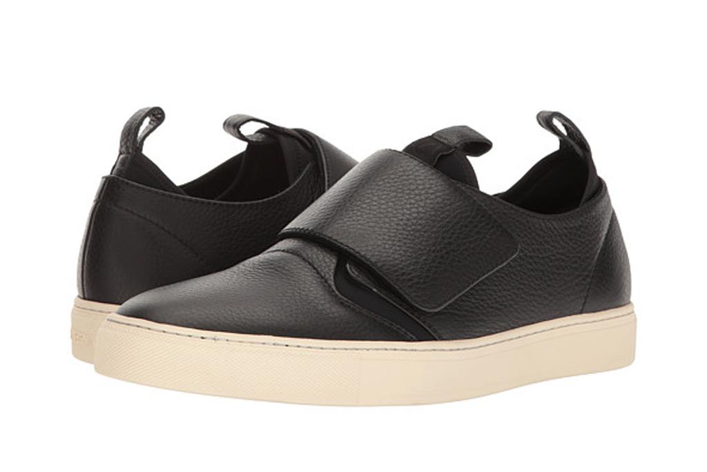 Z Zegna Scuba Hook-and-Loop Sneaker