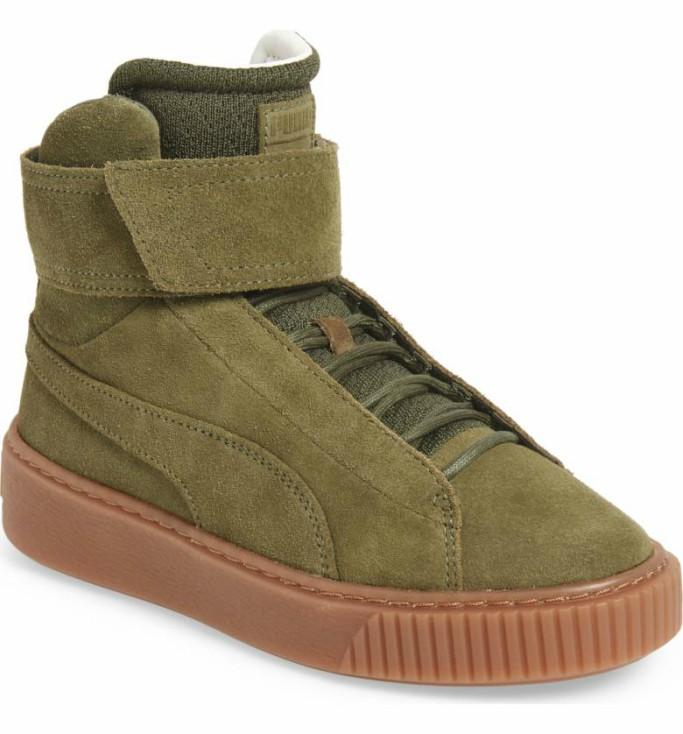 puma Platform Mid OW Sneaker