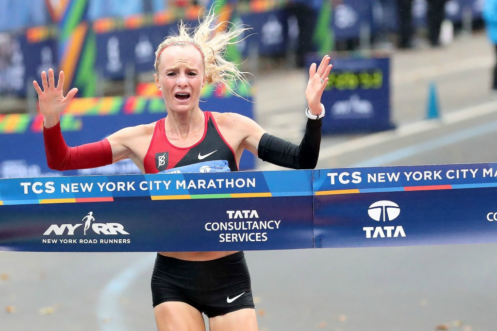 Shalane Flanagan, nyc marathon