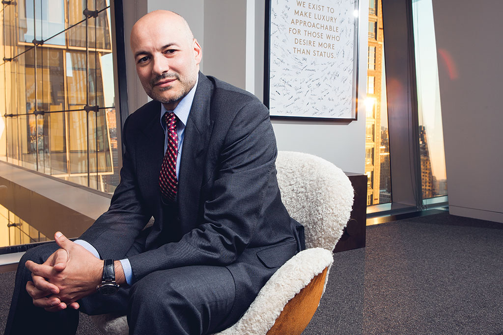 Victor Luis, Tapestry, Tapestry CEO