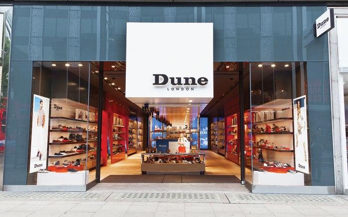 Dune London, Oxford Street