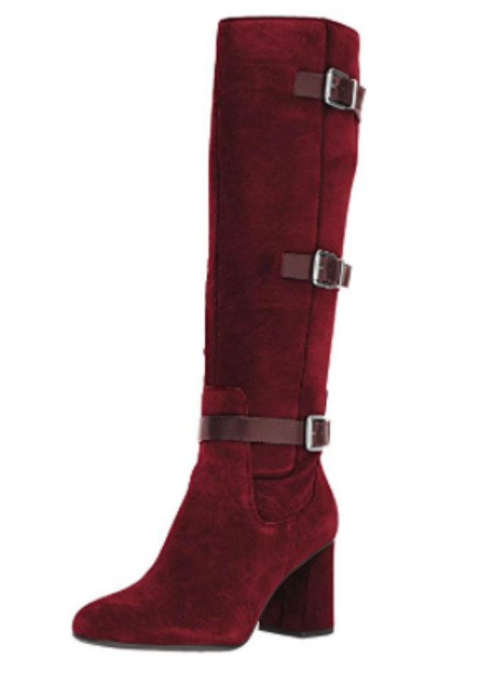 Franco Sarto Women's Knoll Knee High Boot