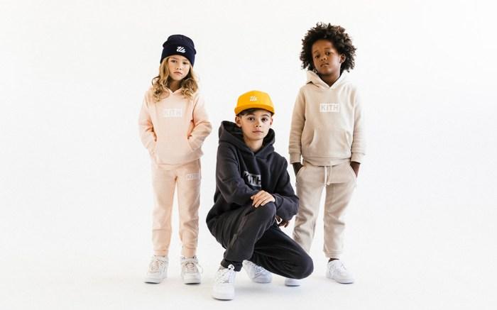 Kith kids fall winter 2017