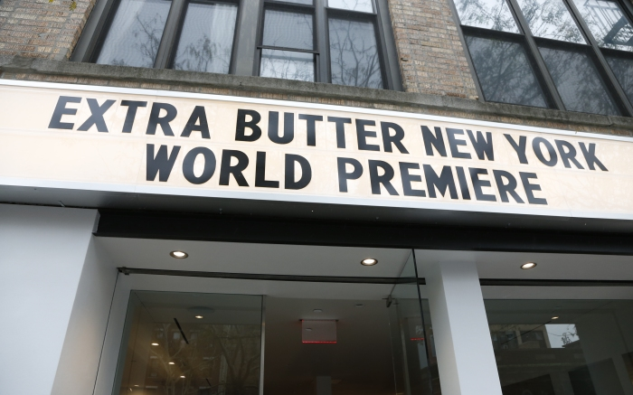 Extra Butter Lower East Side New York City