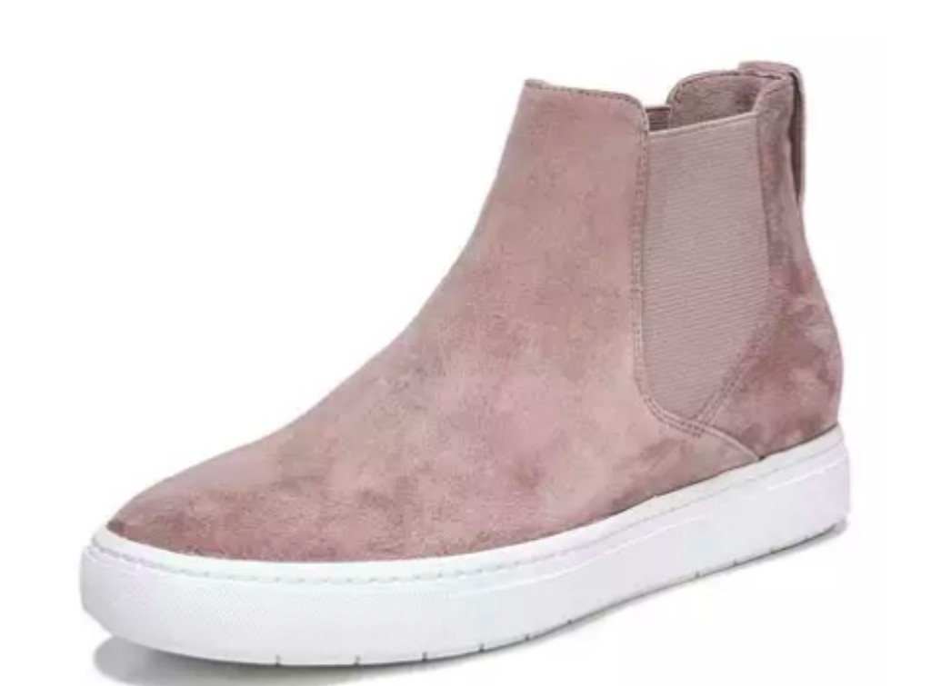 Vince Newlyn Sport Suede High-Top Sneaker