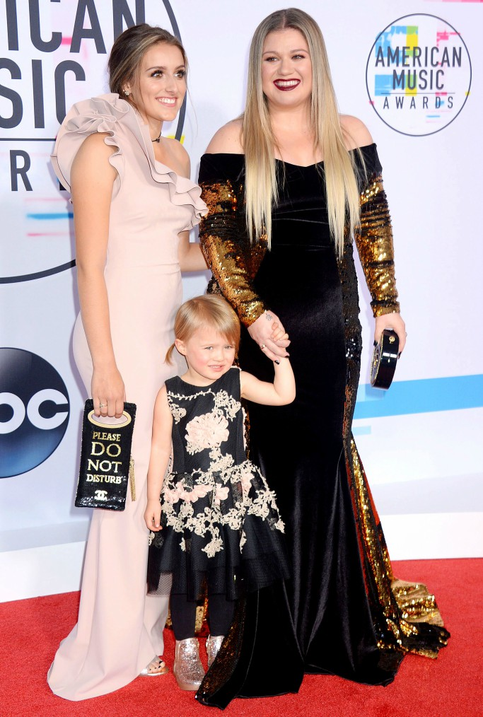 river rose Blackstock, kelly clarkson, amas